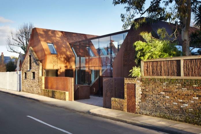 Kew Home by Piercy&Company