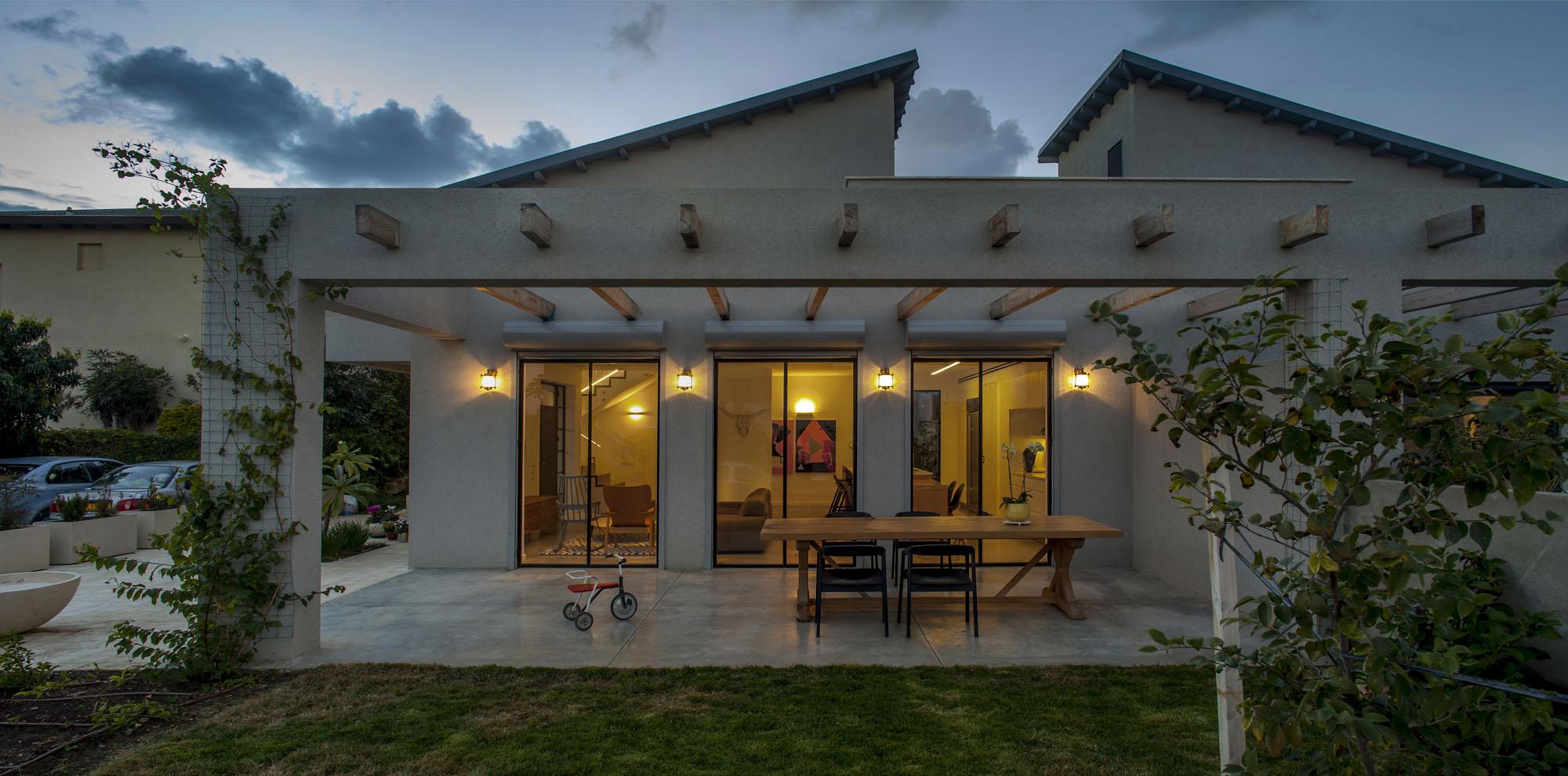 Kibbutz Residence by Henkin Shavit Architecture & Design-02