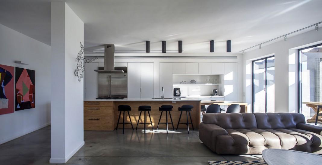 Kibbutz Residence by Henkin Shavit Architecture & Design