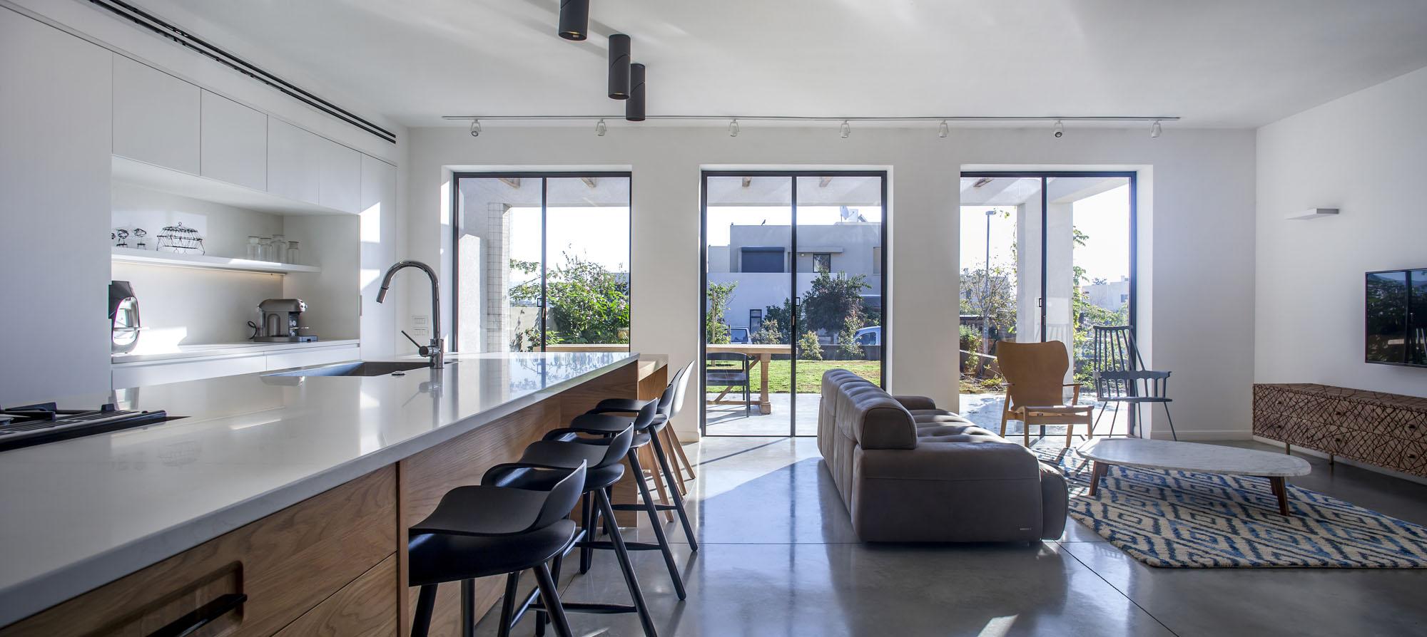 Kibbutz Residence by Henkin Shavit Architecture & Design-04
