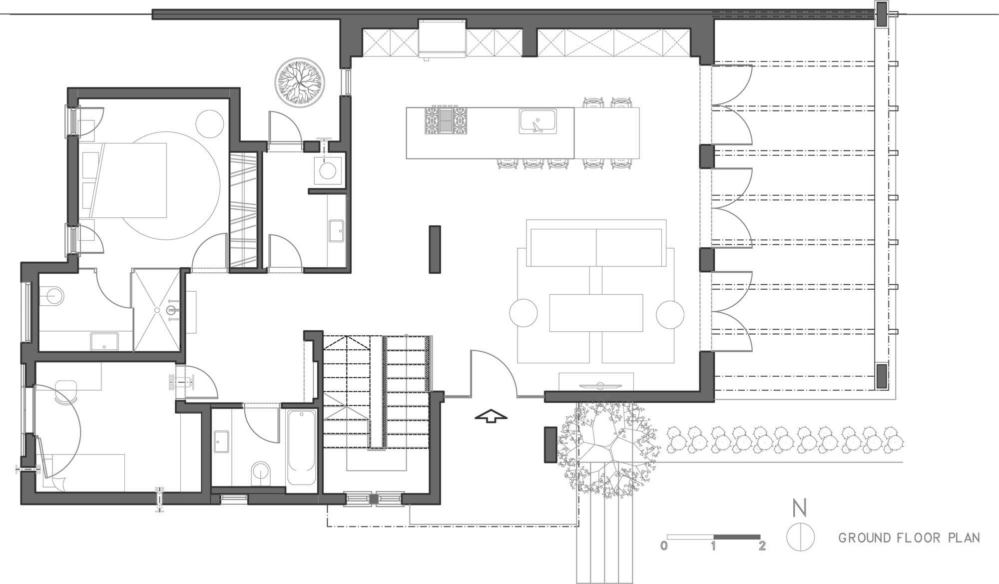 Kibbutz Residence by Henkin Shavit Architecture & Design-20