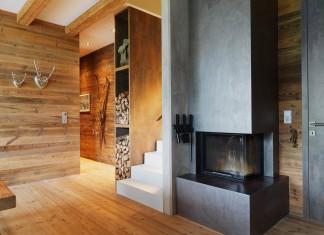 Kitzbuehel Mountain View House by SoNo arhitekti