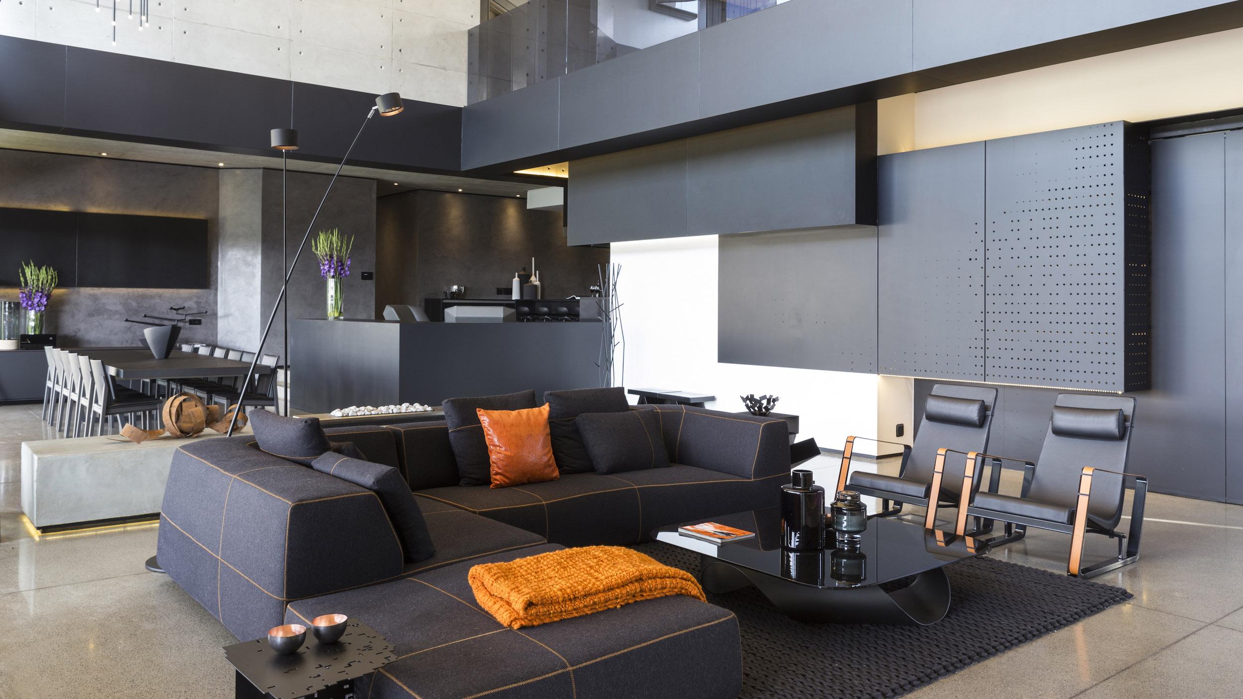 Kloof Road Masterpiece House in Johannesburg by Nico van der Meulen Architects-16