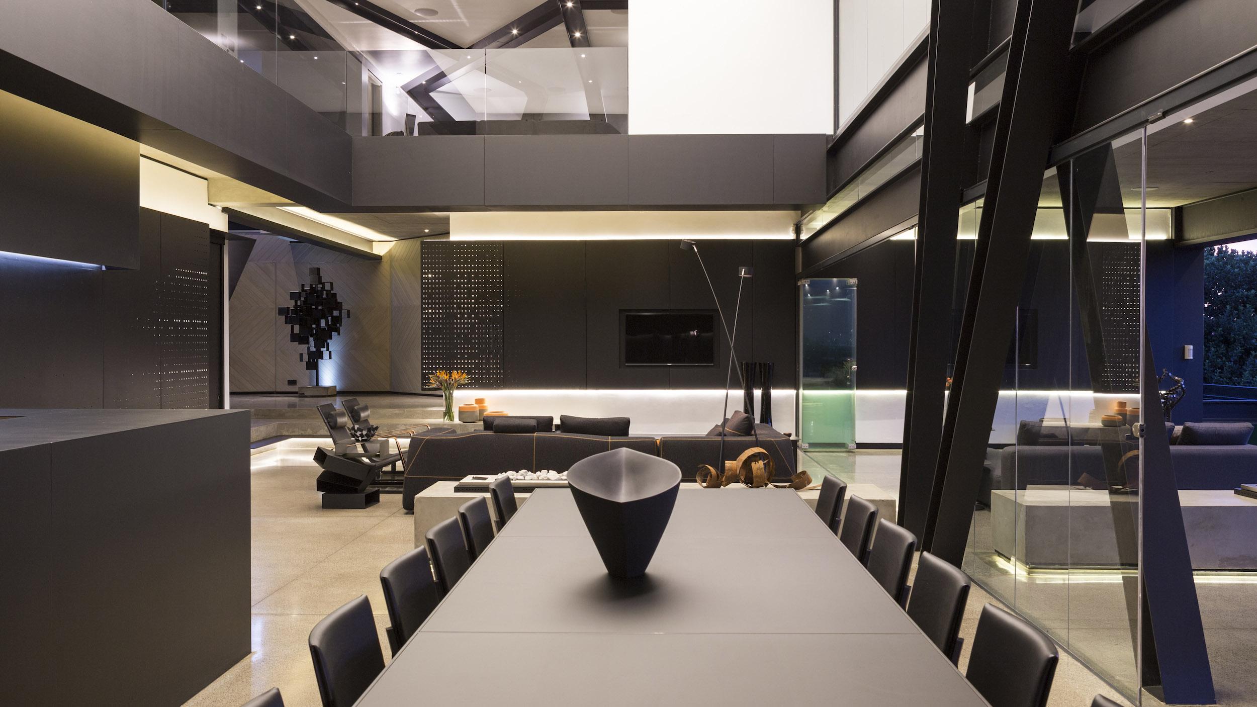 Kloof Road Masterpiece House in Johannesburg by Nico van der Meulen Architects-21