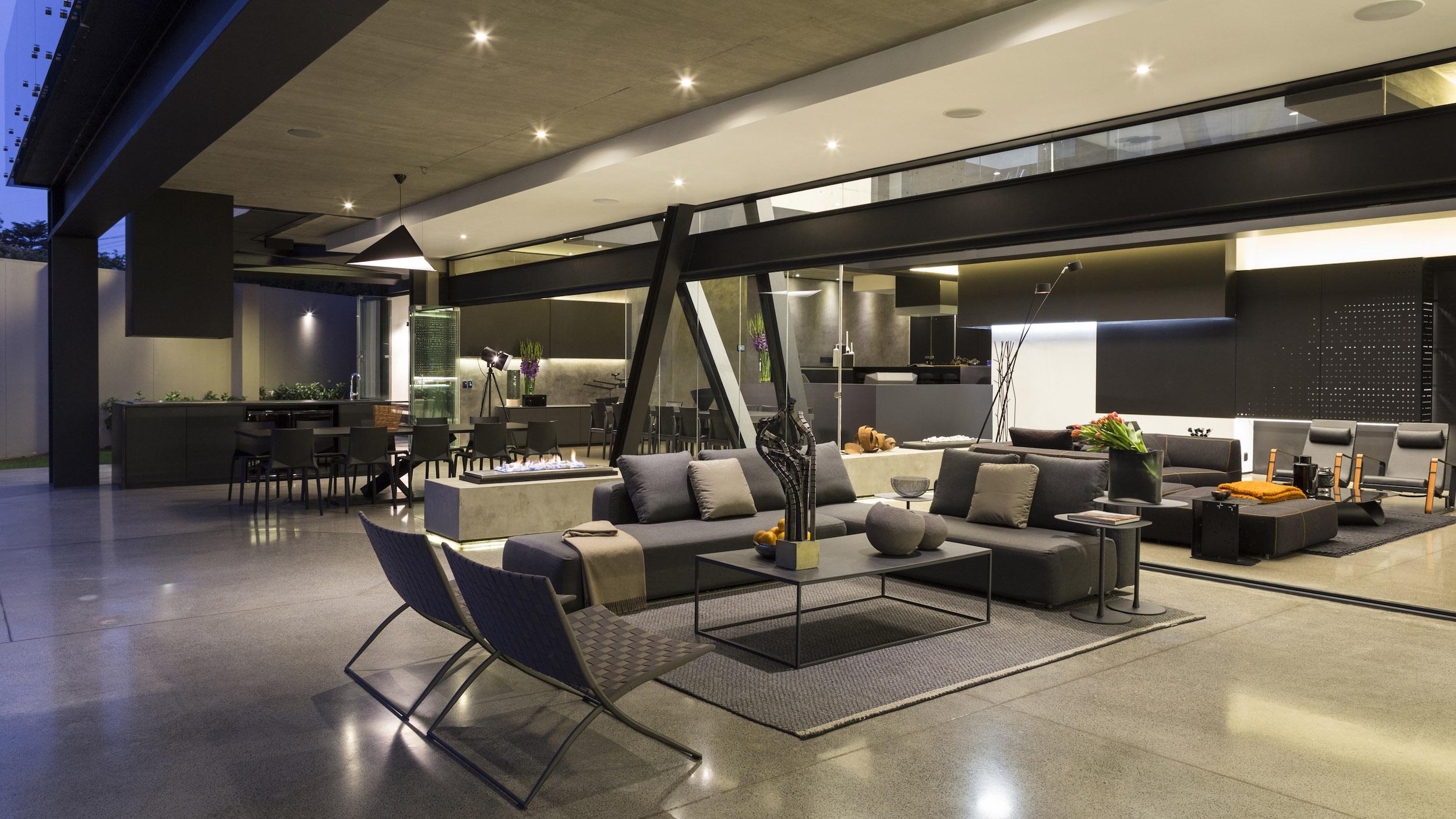 Kloof Road Masterpiece House in Johannesburg by Nico van der Meulen Architects-26