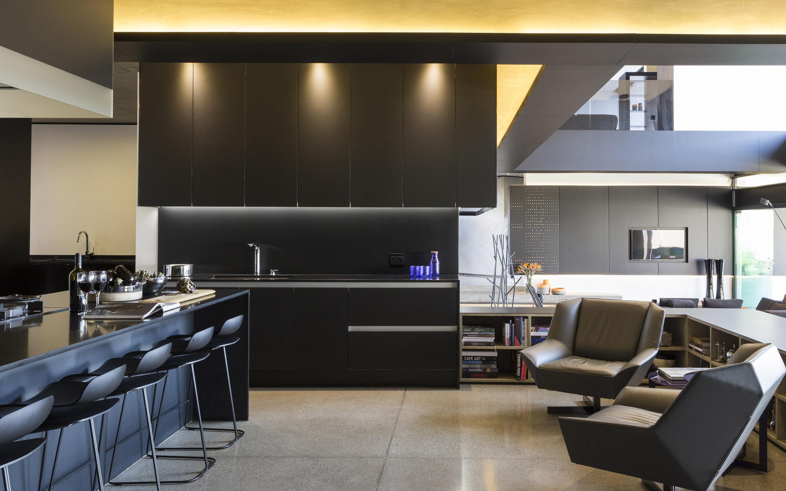 Kloof Road Masterpiece House in Johannesburg by Nico van der Meulen Architects-29