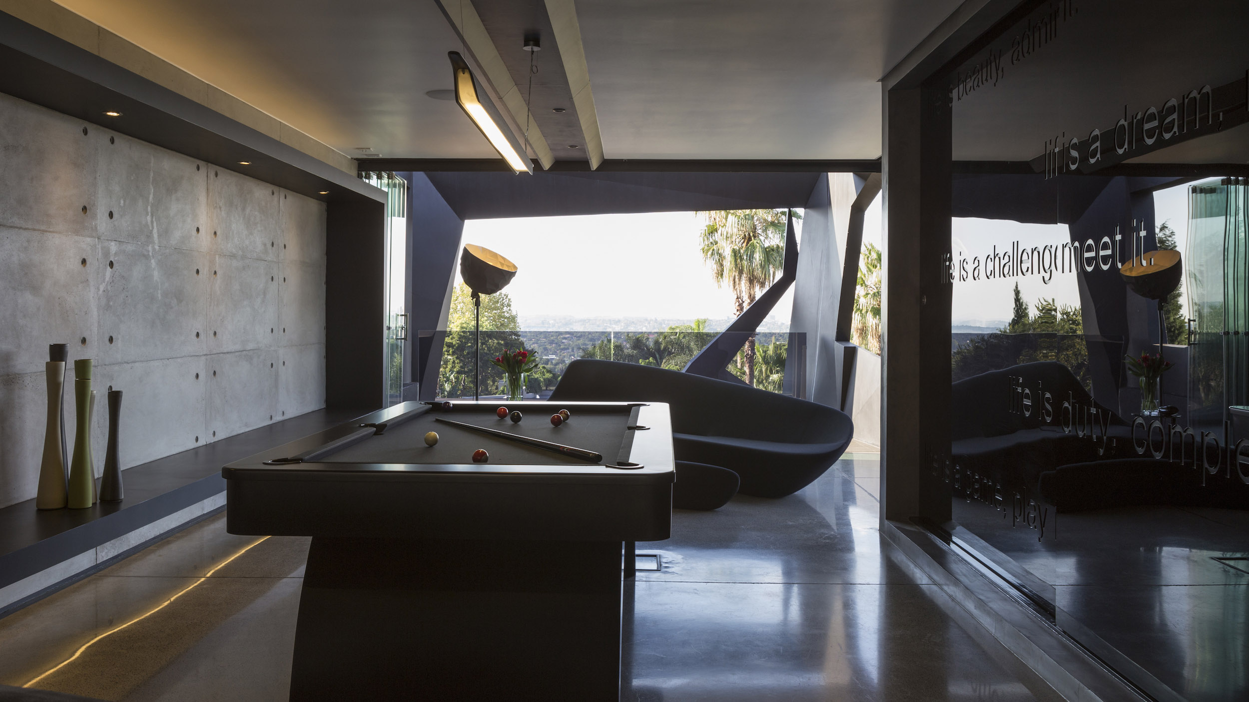Kloof Road Masterpiece House in Johannesburg by Nico van der Meulen Architects-33
