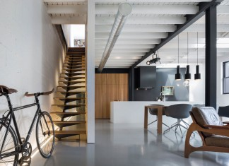 Le 205 Urban Residence in Montreal by ATELIER MODERNO