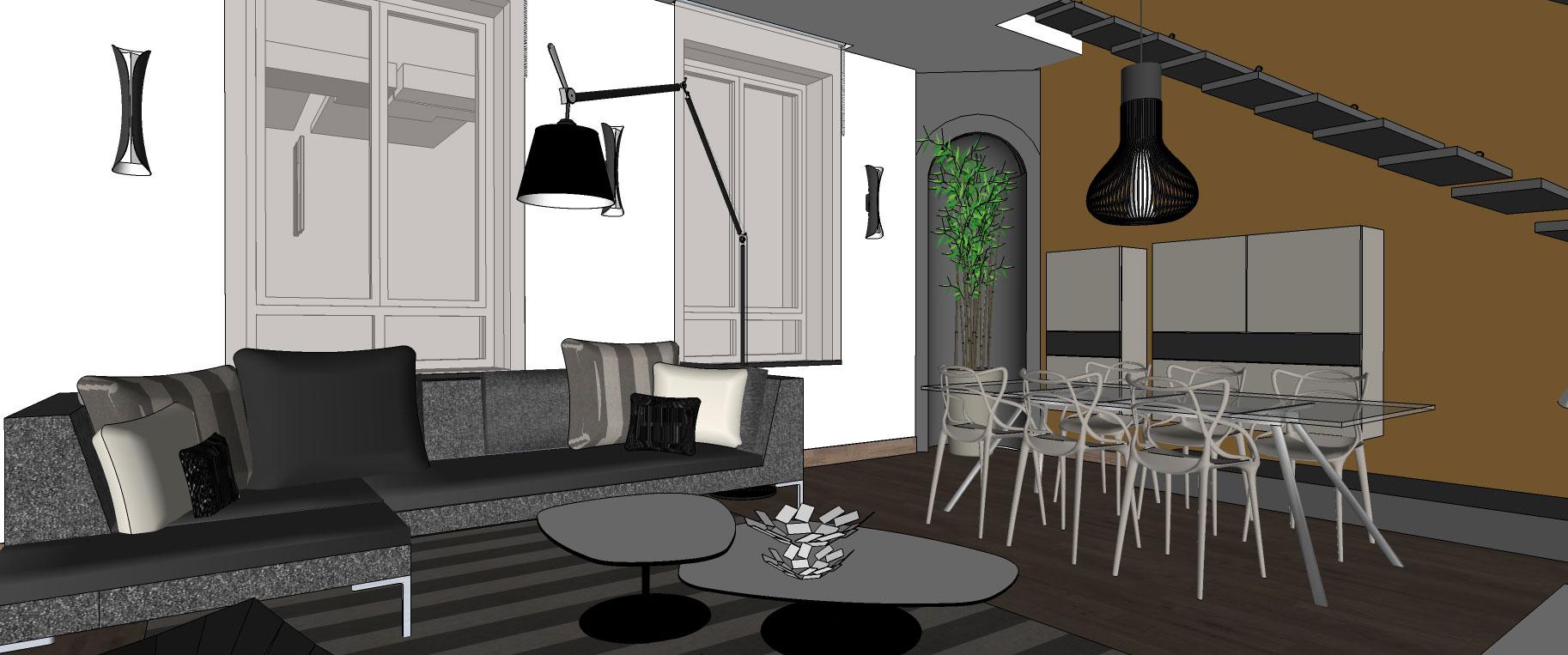 Luxury 150M2 Duplex Apartment Near Parc Sainte-Marie in Nancy by MYSPACEPLANNER-19