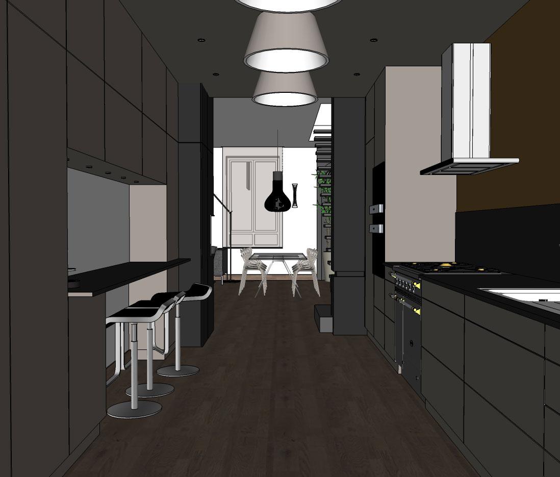 Luxury 150M2 Duplex Apartment Near Parc Sainte-Marie in Nancy by MYSPACEPLANNER-20