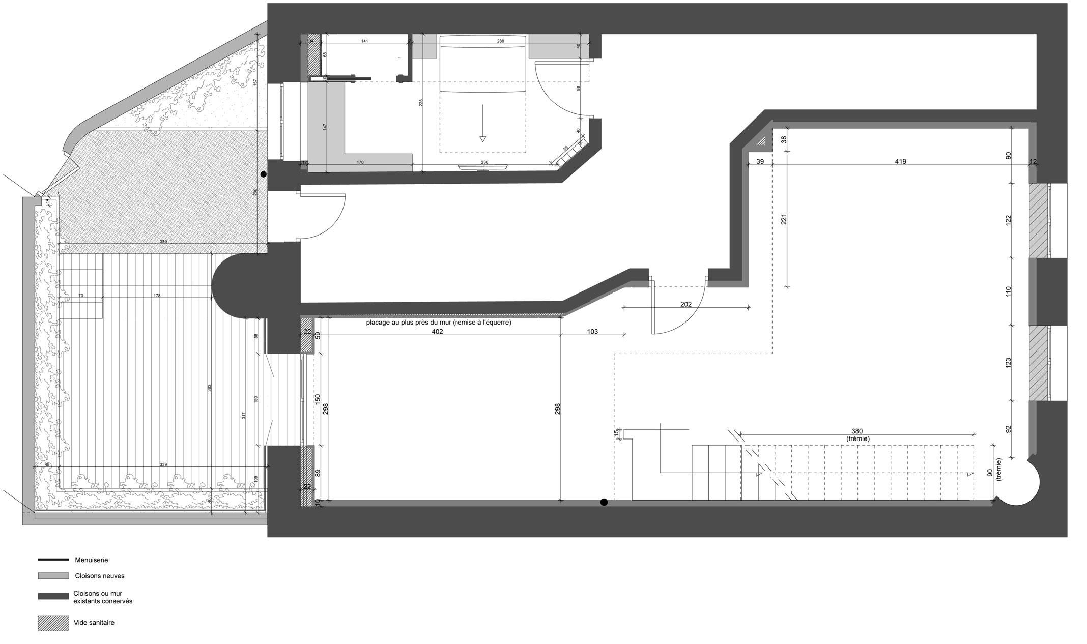 ... Luxury 150M2 Duplex Apartment Near Parc Sainte Marie In Nancy By  MYSPACEPLANNER 23 ...