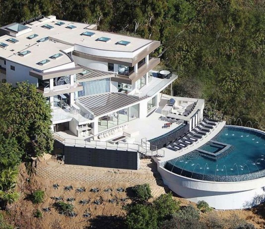 Luxury Home on Sunset Strip, in West Hollywood