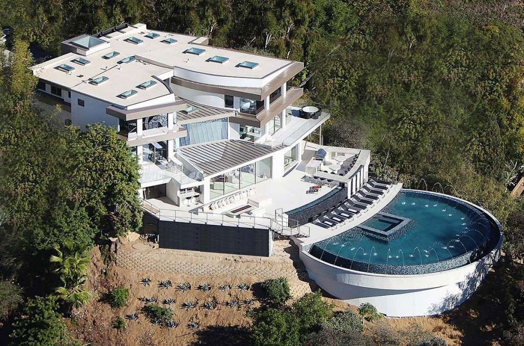 Luxury Home on Sunset Strip, in West Hollywood-01