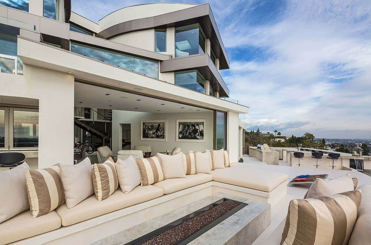 Luxury Home on Sunset Strip, in West Hollywood-04