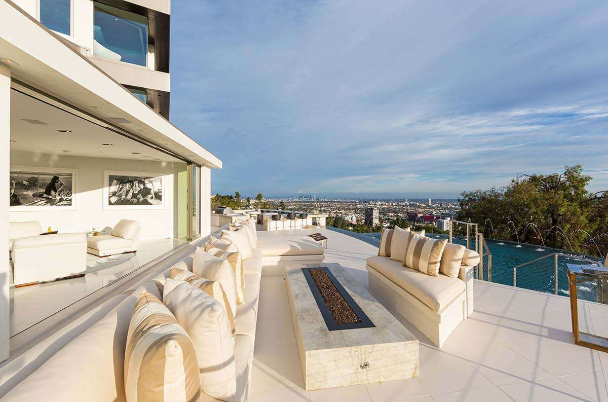Luxury Home on Sunset Strip, in West Hollywood-05