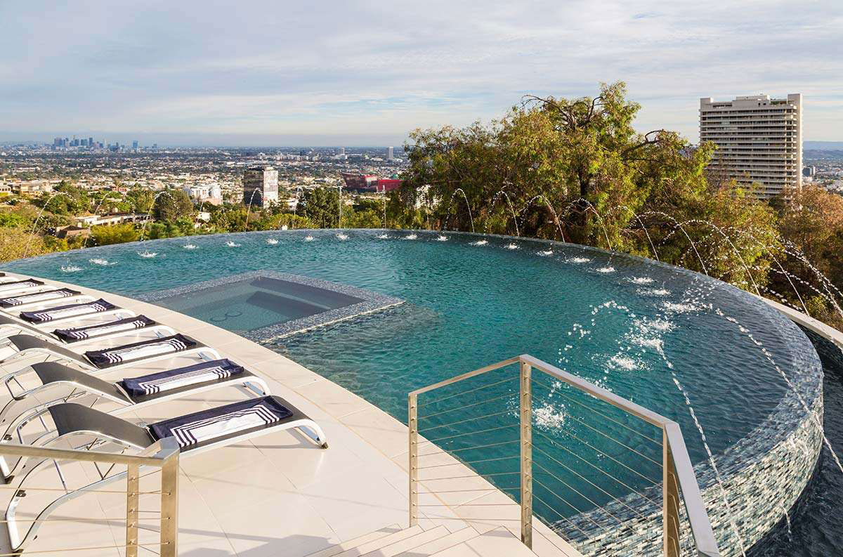 Luxury Home on Sunset Strip, in West Hollywood-06