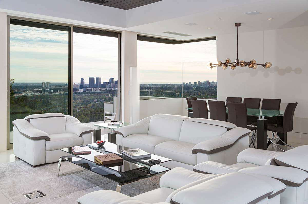 Luxury Home on Sunset Strip, in West Hollywood-12