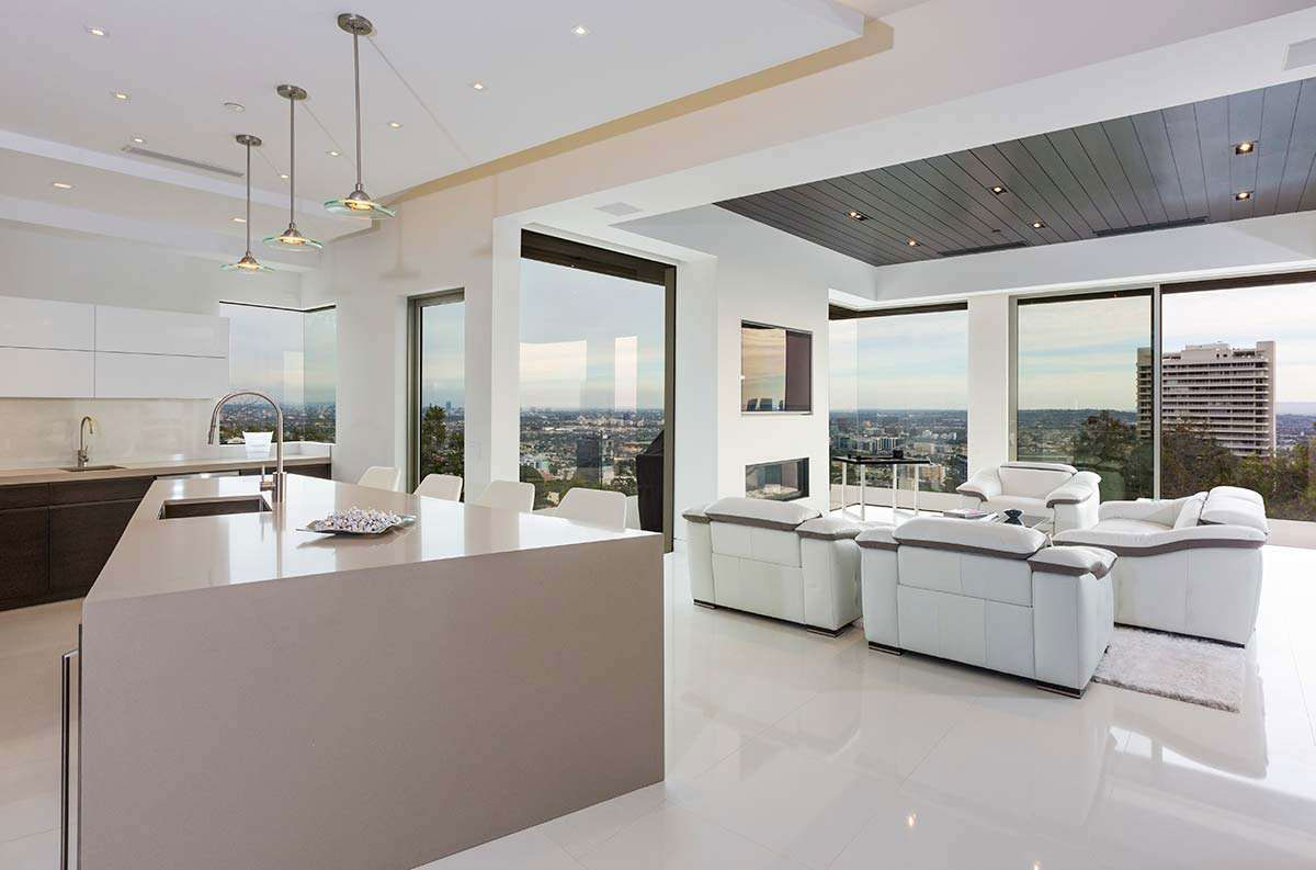 Luxury Home on Sunset Strip, in West Hollywood-14