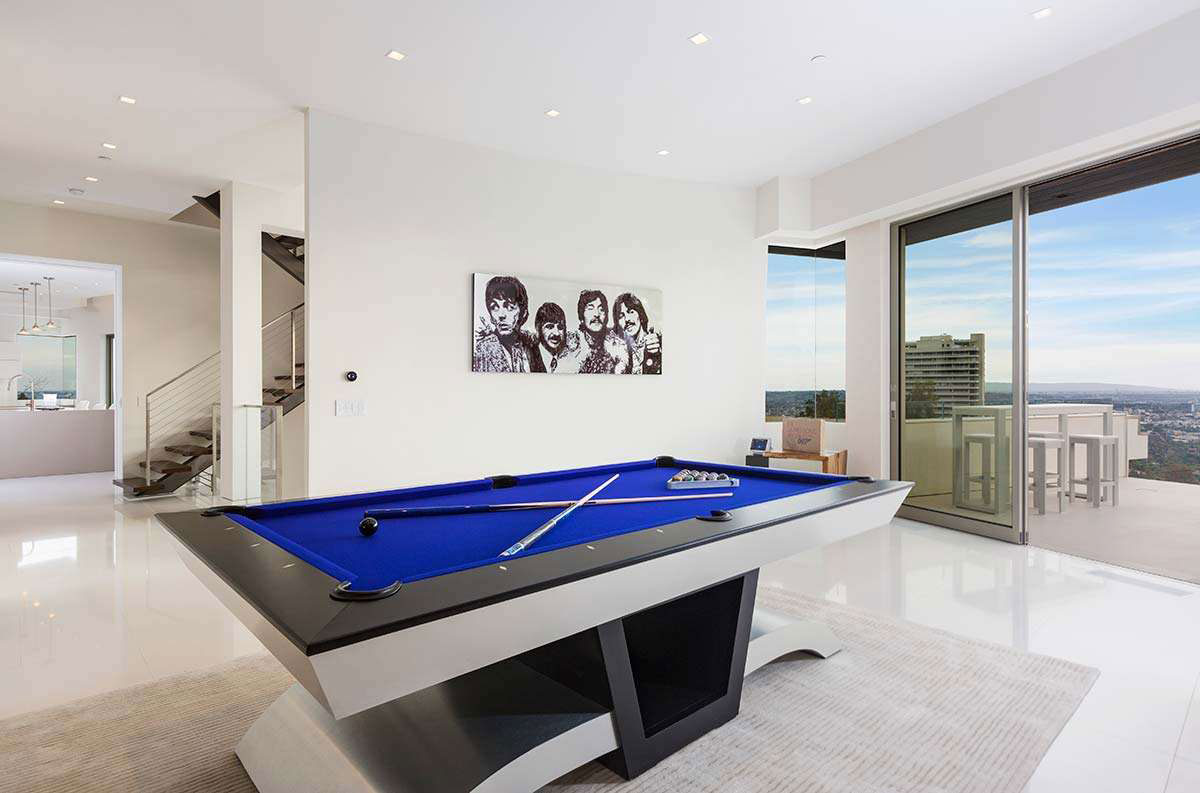 Luxury Home on Sunset Strip, in West Hollywood-23