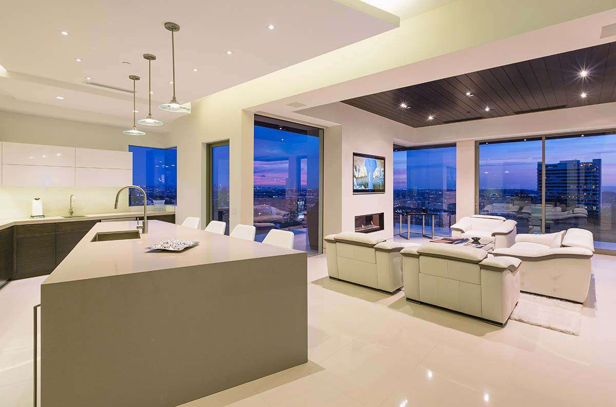 Luxury Home on Sunset Strip, in West Hollywood-35