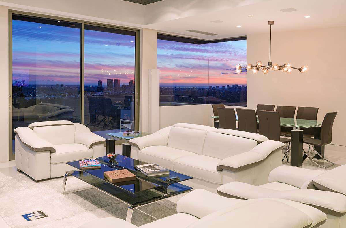 Luxury Home on Sunset Strip, in West Hollywood-37