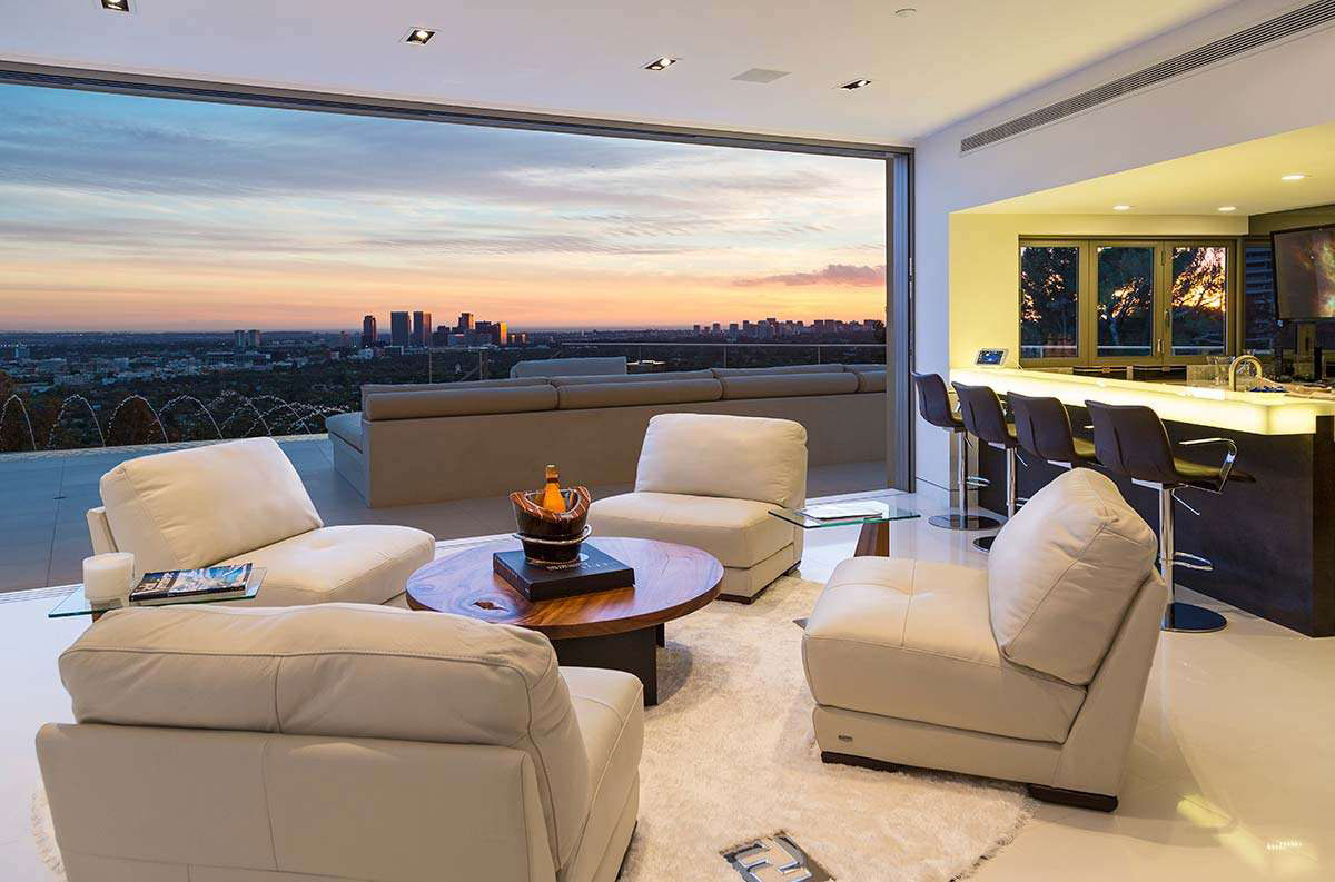 Luxury Home on Sunset Strip, in West Hollywood-39