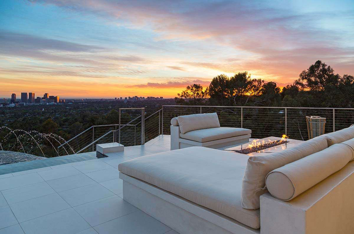 Luxury Home on Sunset Strip, in West Hollywood-41