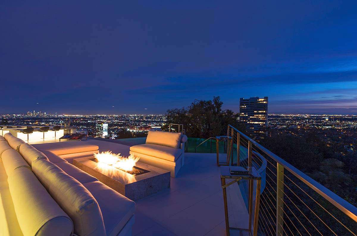 Luxury Home on Sunset Strip, in West Hollywood-42