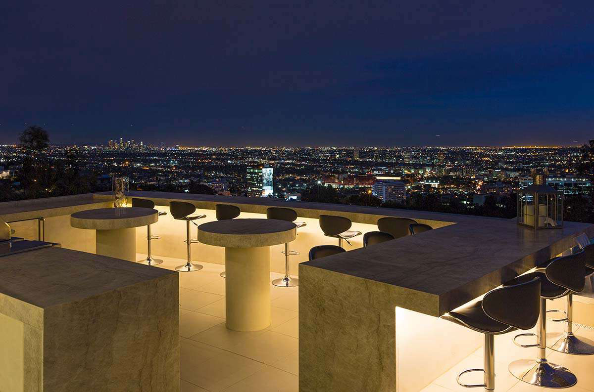 Luxury Home on Sunset Strip, in West Hollywood-44