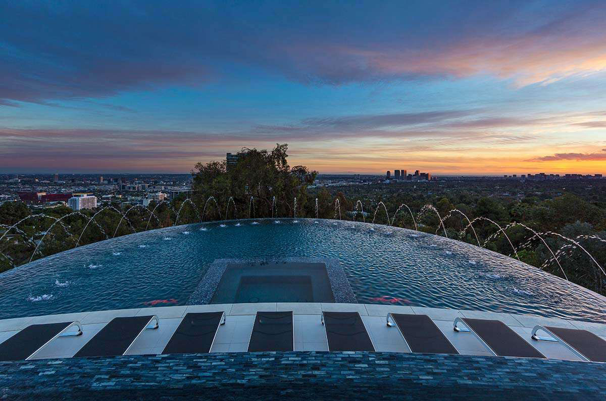 Luxury Home on Sunset Strip, in West Hollywood-45