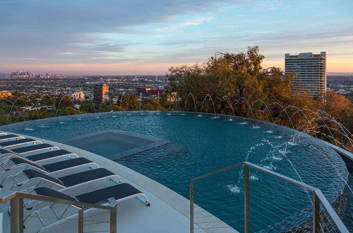 Luxury Home on Sunset Strip, in West Hollywood-47