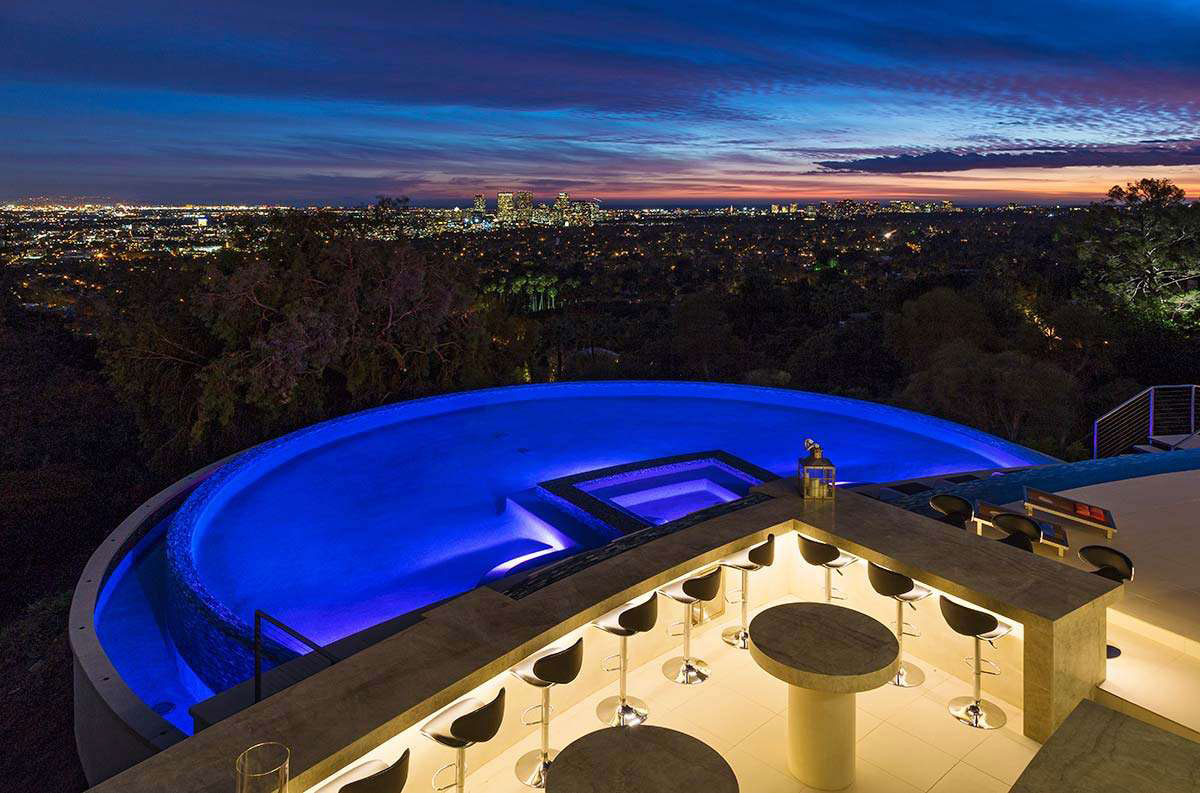Luxury Home on Sunset Strip, in West Hollywood-48