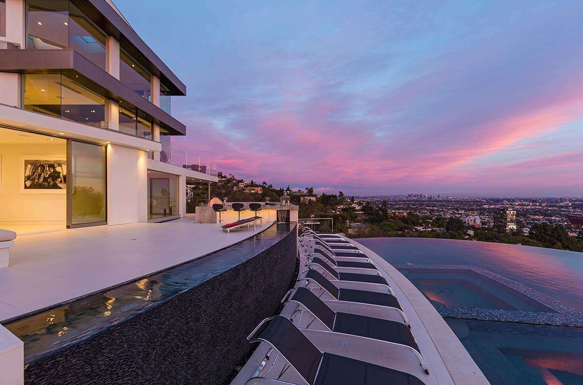 Luxury Home on Sunset Strip, in West Hollywood-50