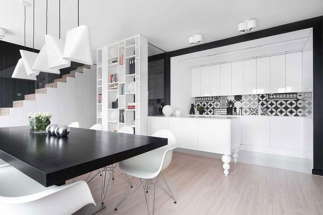 M68 Apartment by Widawscy Studio Architektury