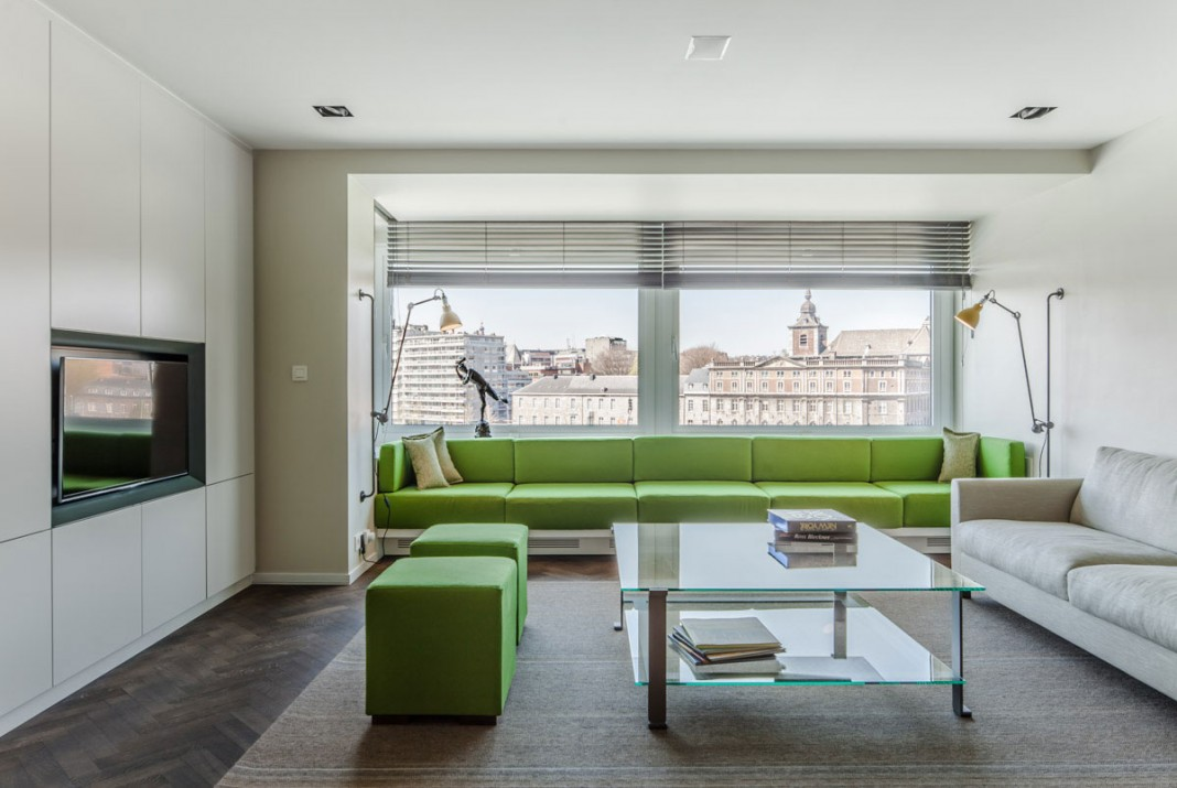 Marcellis Apartment by Pierre Noirhomme