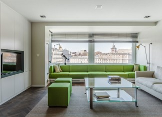 Marcellis Apartment by Pierre Noirhomme