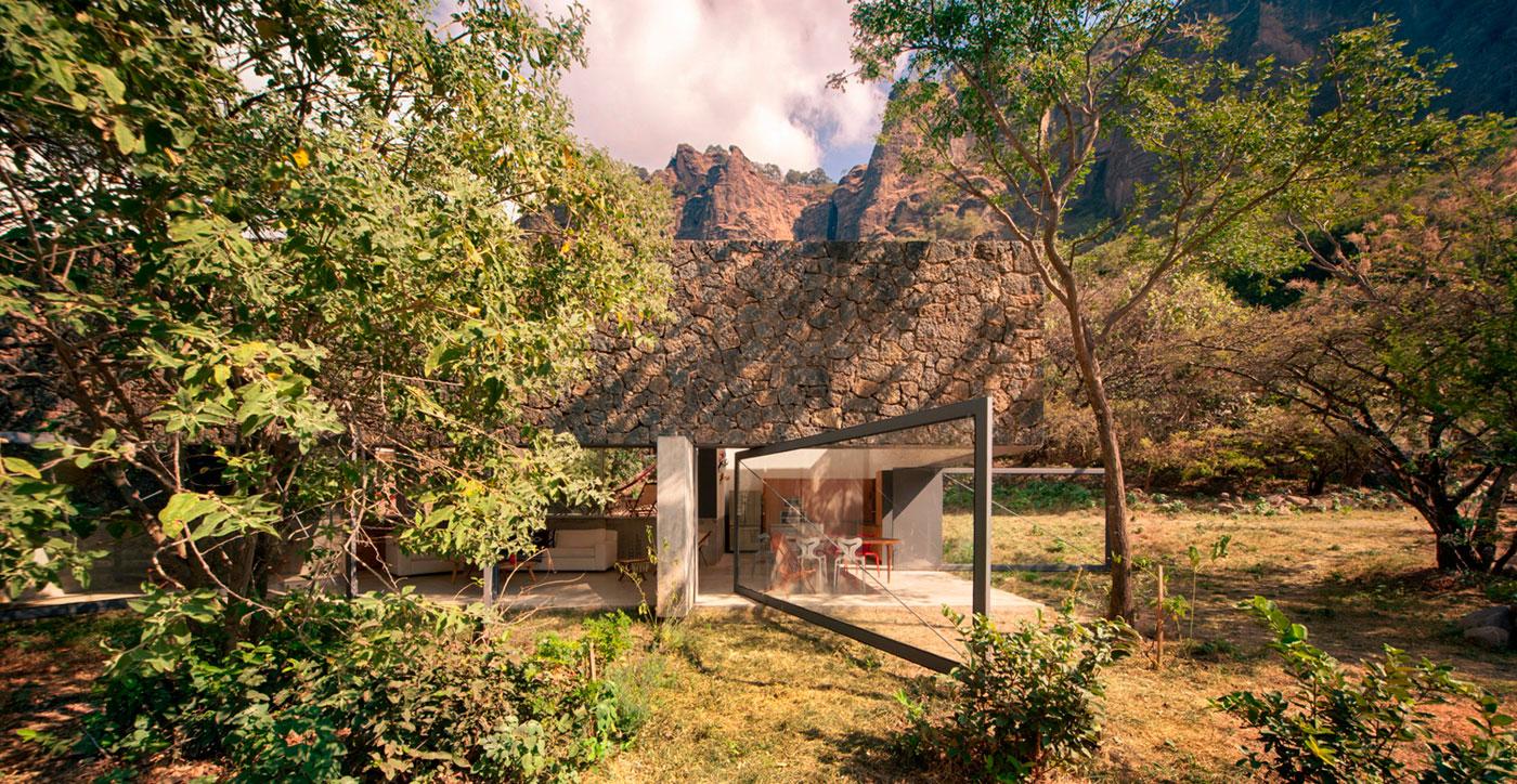 Meztitla House by EDAA-03