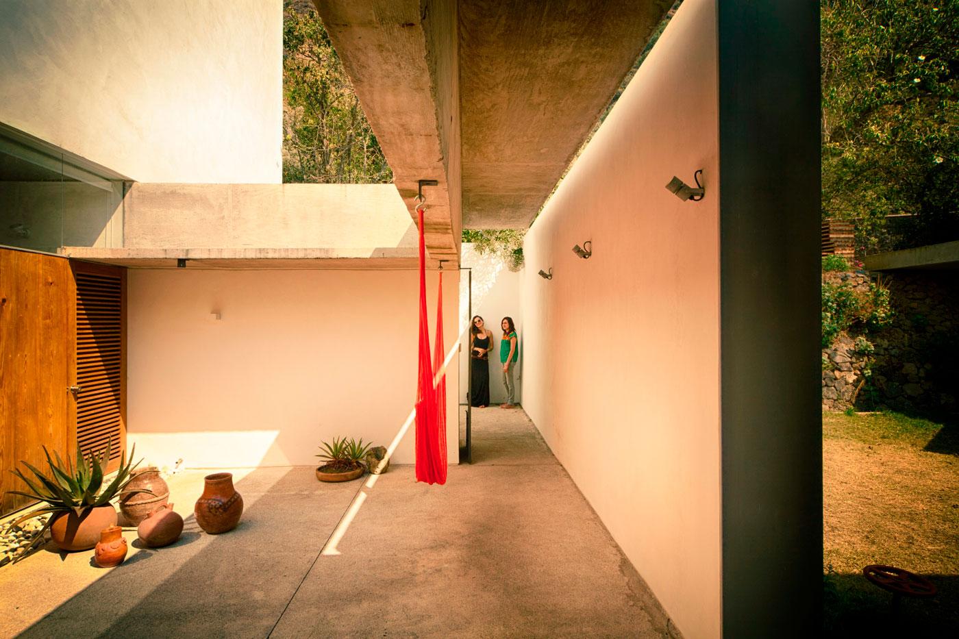 Meztitla House by EDAA-09