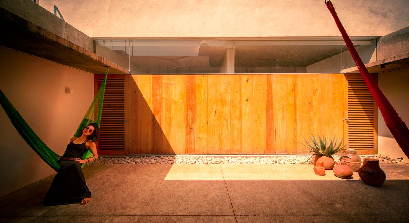 Meztitla House by EDAA-11