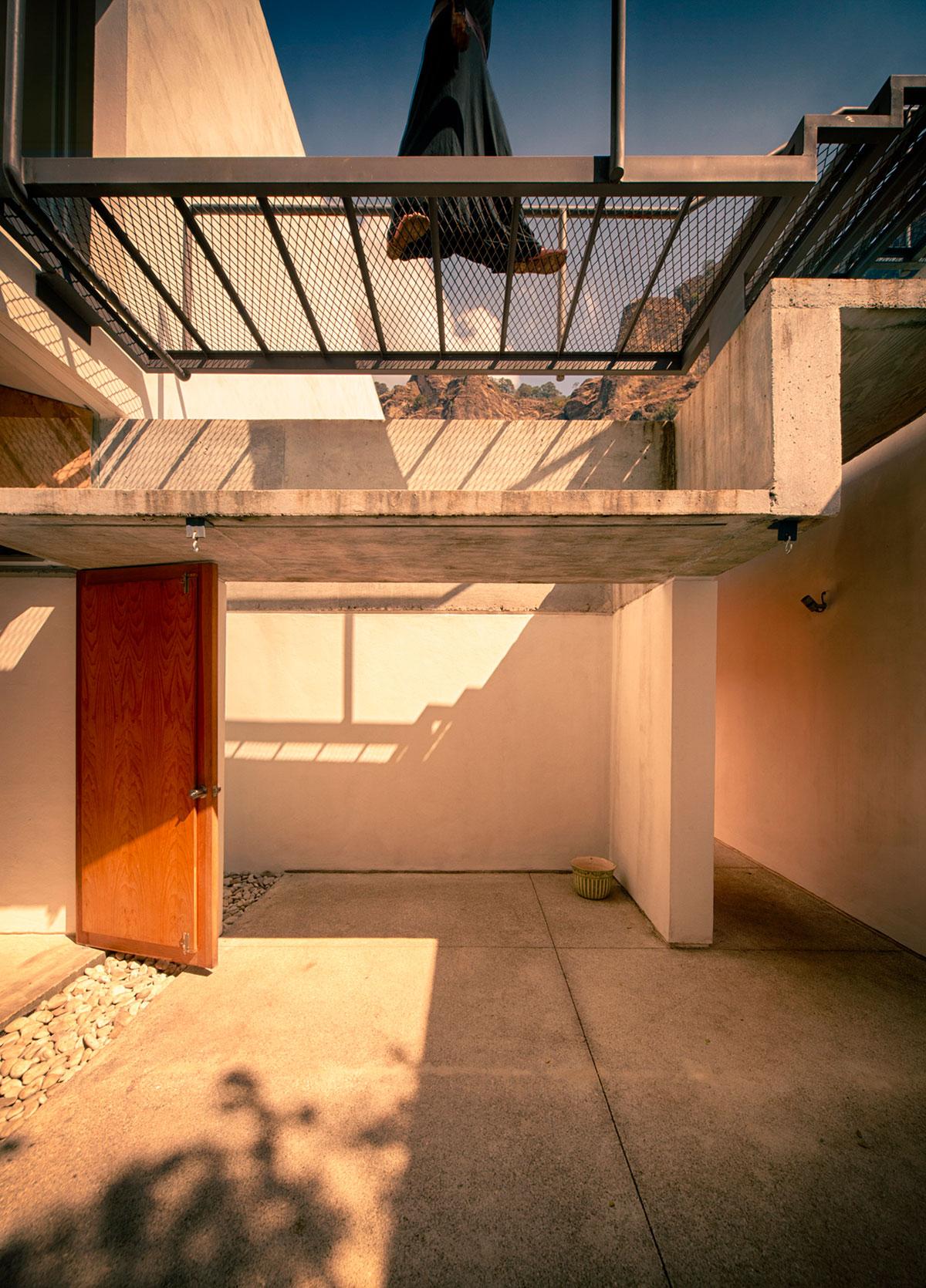 Meztitla House by EDAA-12