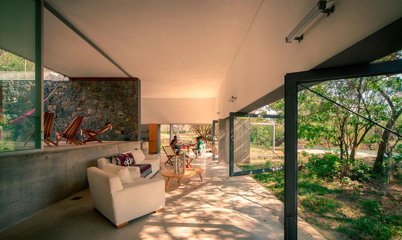 Meztitla House by EDAA-13