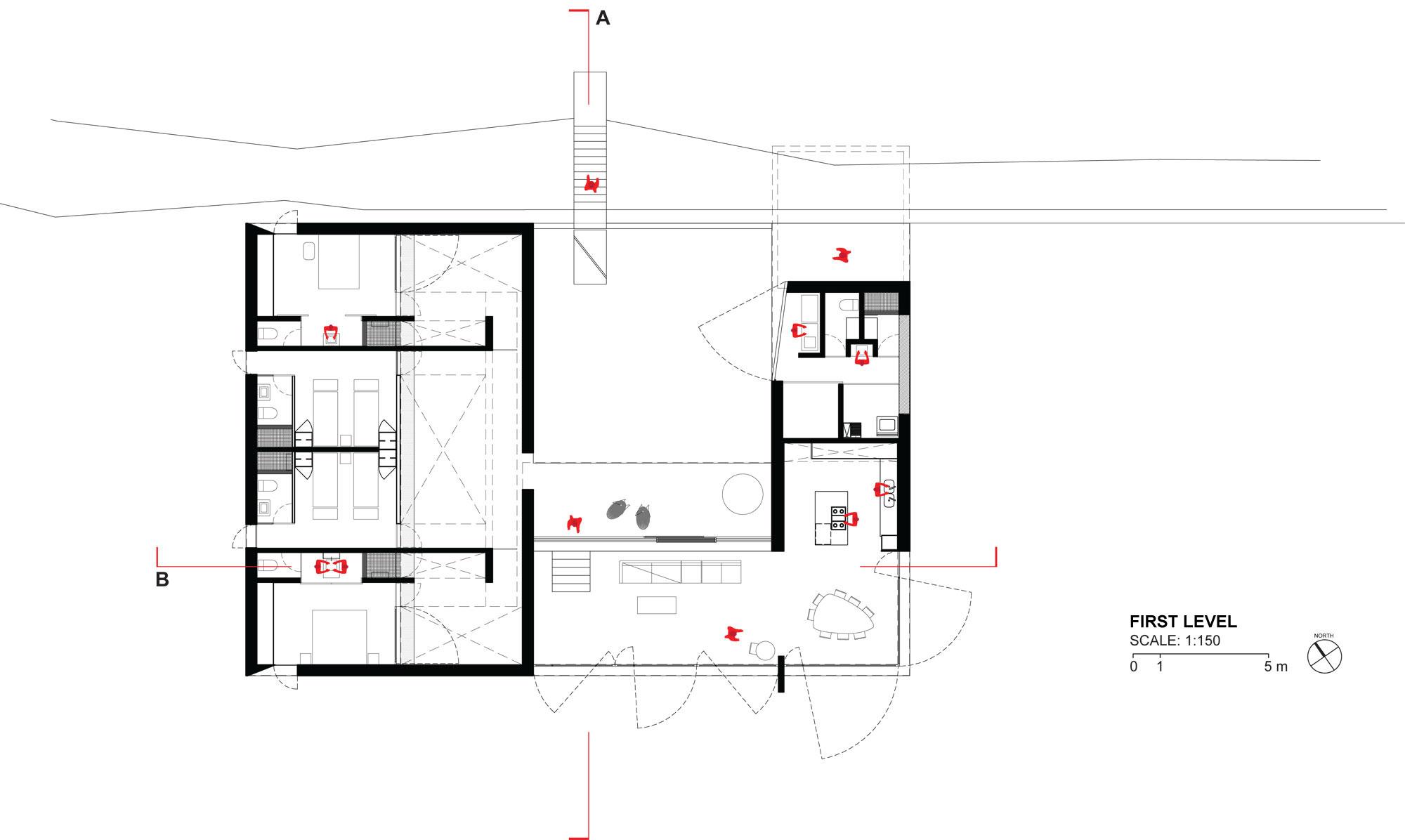 Meztitla House by EDAA-17