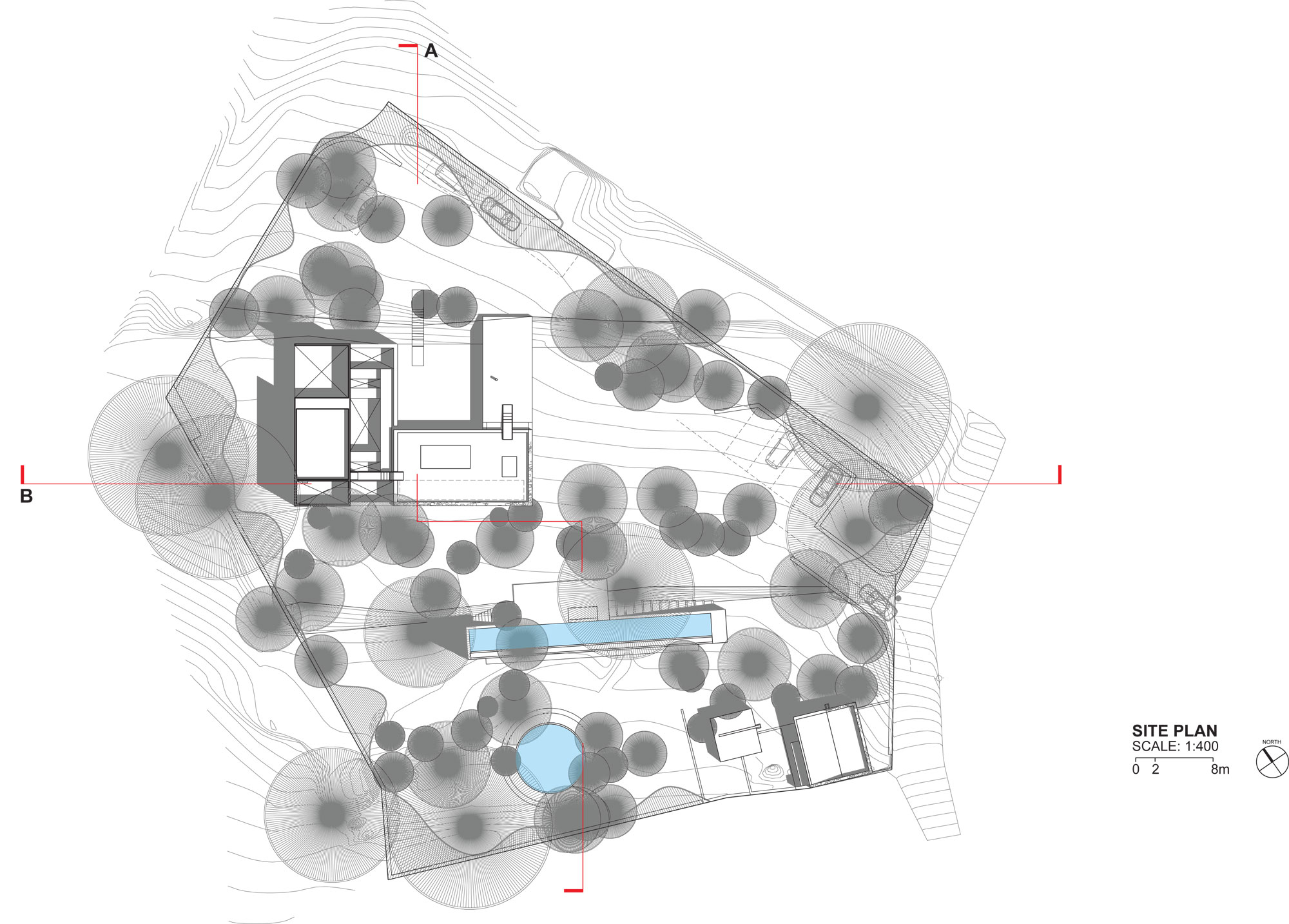 Meztitla House by EDAA-21