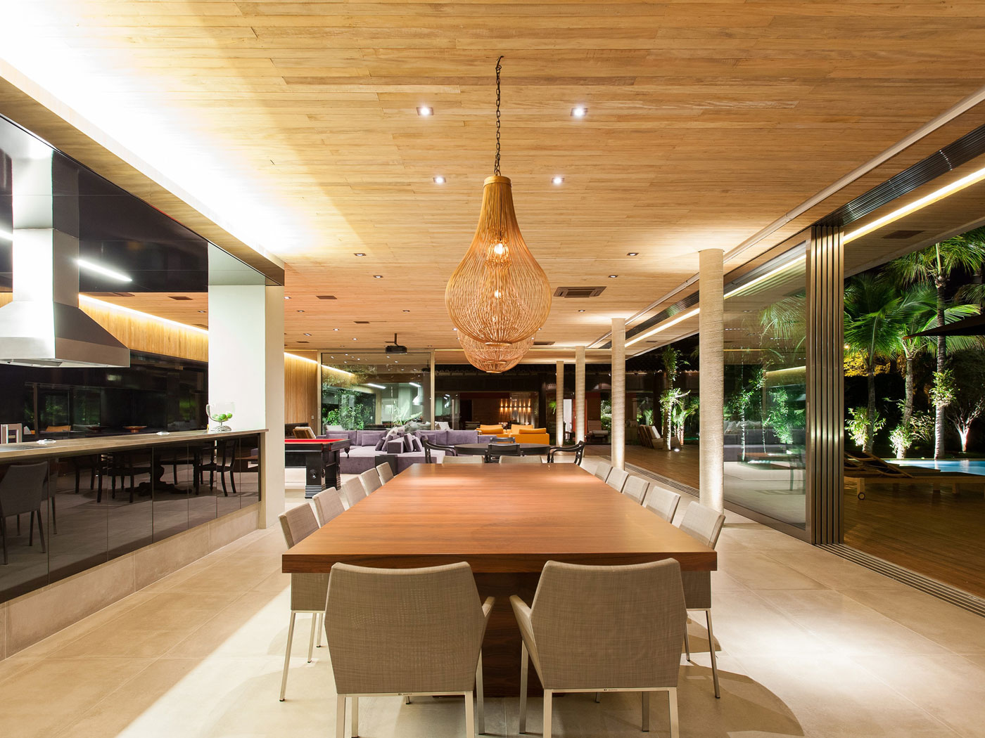 Modern Leisure Pavilion of MZ Residence by Basiches Arquitetos-09