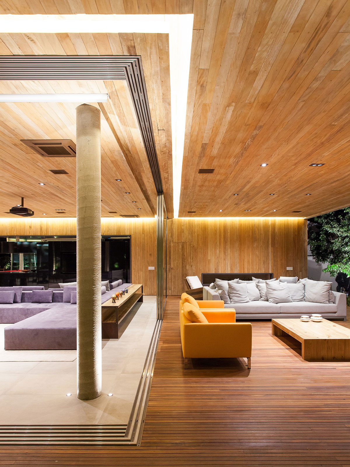Modern Leisure Pavilion Of Mz Residence By Basiches