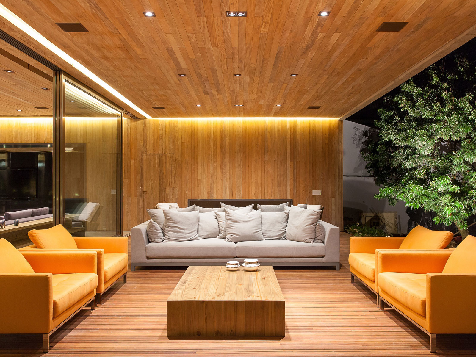 Modern Leisure Pavilion of MZ Residence by Basiches Arquitetos-11