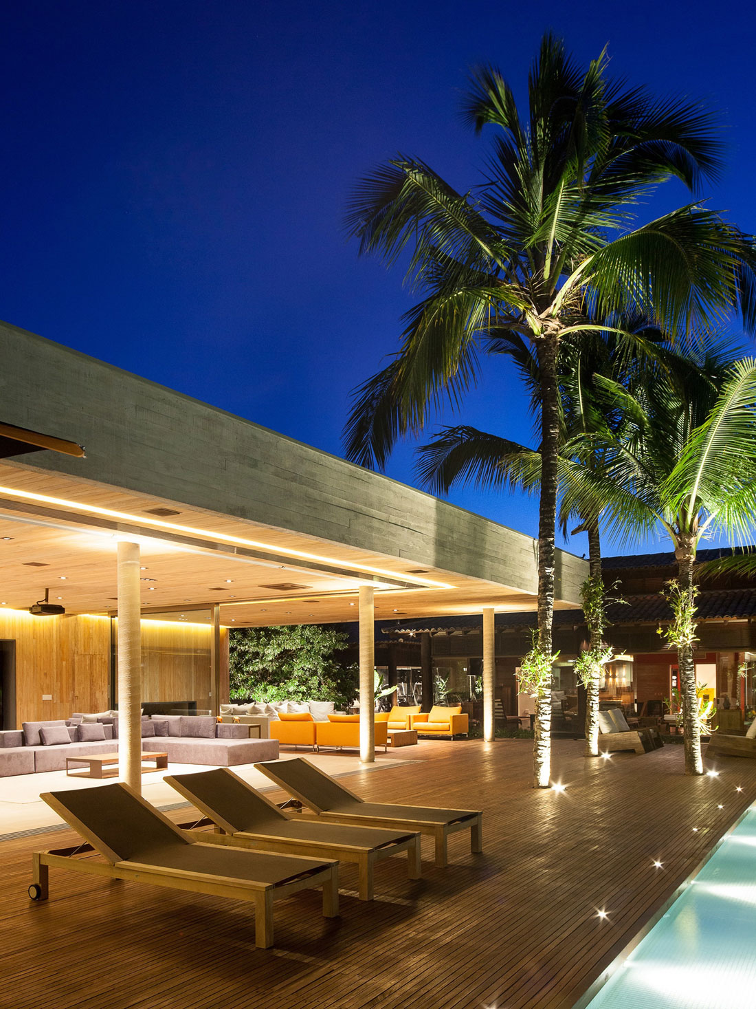 Modern Leisure Pavilion of MZ Residence by Basiches Arquitetos-14