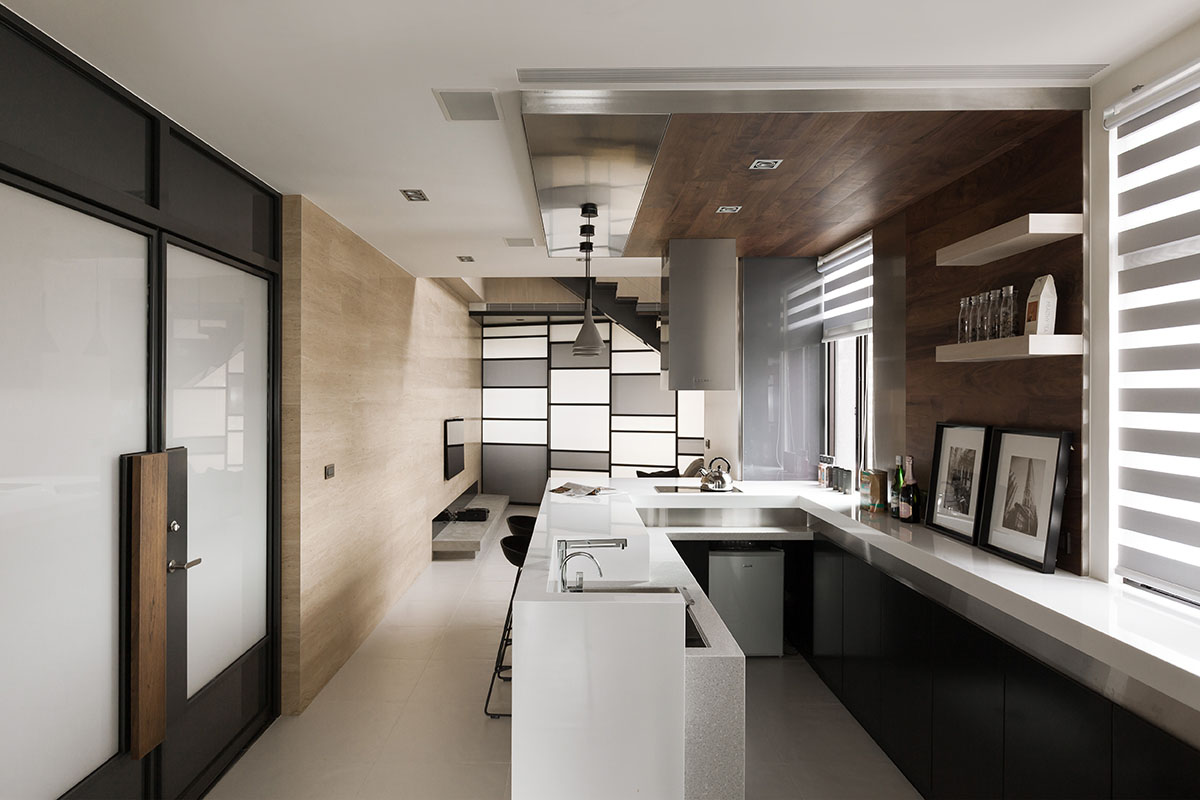 Modern Lo Apartment in Taoyuan by LGCA DESIGN-00-2