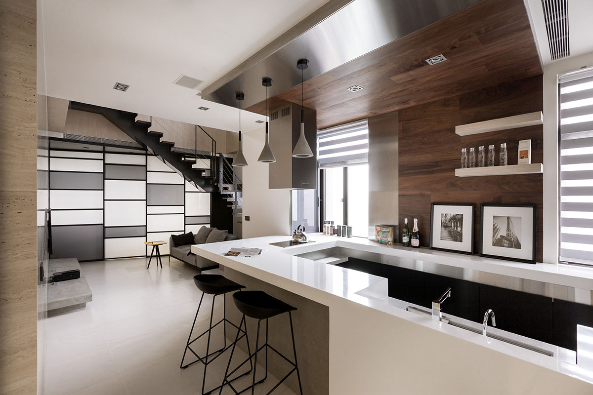 Modern Lo Apartment in Taoyuan by LGCA DESIGN-00-3