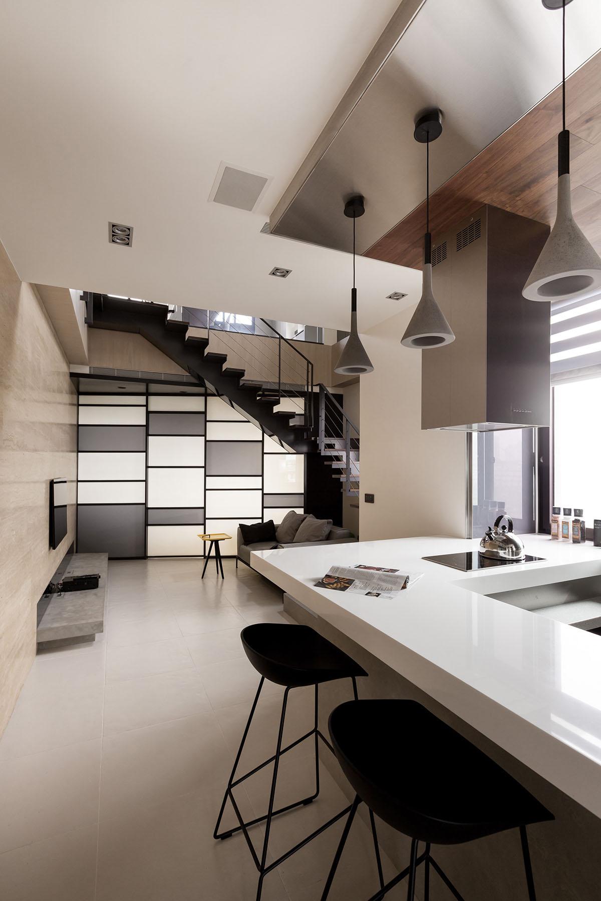 Modern Lo Apartment in Taoyuan by LGCA DESIGN-00-4